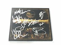 Magpie Salute Full Band Signed CD ALL 9 Rich Robinson Marc Ford Black Crowes COA