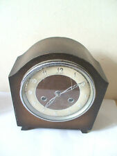 Edwardian 8-Day Antique Mantel & Carriage Clocks
