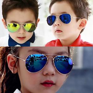 Fashion Baby Boys Kids Sunglasses Pilot Style Brand Design Children Sun Glasses