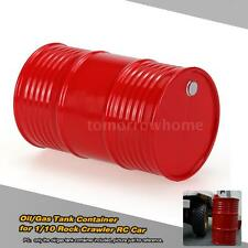 Oil/Gas Tank Container for 1/10 AX10 SCX10 RC4WD Rock Crawler RC Car X5A1