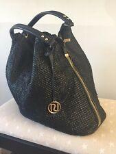 River Island Large Black Handbag Shoulder Bag