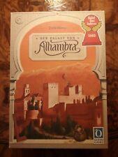 Der Palast Von Alhambra Spiel Des Jahres 2003 Queen Games Vollständig Brettspiel