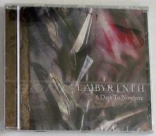 LABYRINTH - 6 DAYS TO NOWHERE - CD Sigillato