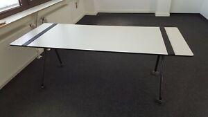 Schreibtisch Tisch TECNO Nomos Bürotisch