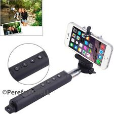 Bluetooth Shutter Extendable Handheld Selfie Stick Monopod For iPhone 6S Plus LG