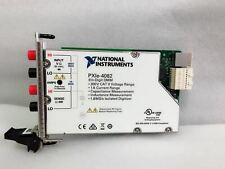 National Instruments NI PXIe-4082