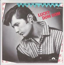 """Jesse GARON et l'Age d'Or Vinyl 45T 7"""" LUCKY DOM DOM - UN ROCKER -POLYDOR 881255"""