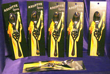 New Absinthe Imported Spoons, Set of 6, made in France, Best Quality available