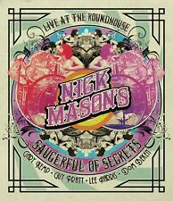 NICK MASON'S SAUCERFUL OF SECRETS LIVE AT THE ROUNDHOUSE CD+DVD (18/9/20)