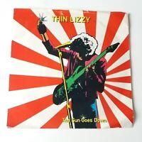 "Thin Lizzy - The Sun Goes Down - 7"" Vinyl Single UK 1983 Press EX+"