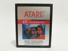 Et  Extra Terrestial Atari 2600, Game cart Tested