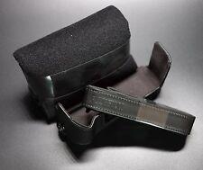 Genuine Fujifilm Fuji Leather Case Black With Strap BLC-XT10 For X-T10 X-T20