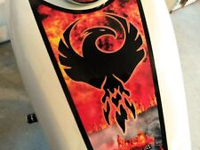 The Phoenix - Tank Decal - for Harley Sportster & all motorcycles bobber chopper