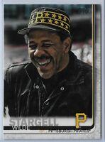 2019 Topps Series 2 Baseball Short Print Variation Willie Stargell #431 Pirates
