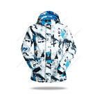 HOT Men's Winter Ski Snowboard Jacket Coat Waterproof Warm Hiking Clothing Coat