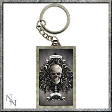 KEYRING ACE OF SPADES SKULL CARDS KEY RING FAIRY 3D NEW NEMESIS NOW