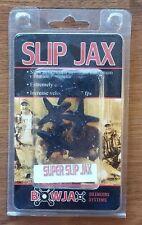 4 Pack Bowjax Super Slip Jax Bow String Silencers Black 1040s 15 Grains
