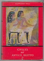G. NOLLI- CIVILTA' DELL'ANTICO EGITTO ERI 1963-L3254
