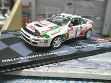 TOYOTA Celica Turbo 4WD ST185 Rallye Monte Carlo 1993 #3 Auriol Altaya IXO 1:43