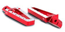 Benelli TNT 125 Rear Foot Pegs (Pair) Red, Benelli TNT 125 Accessories