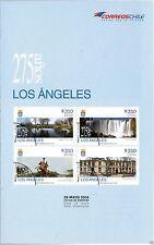 Chile 2014 Brochure 275 años Los Angeles