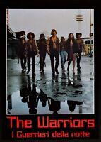 Manifesto I Guerreros De Notte (El Warriors) Walter Hill Michael Beck P03