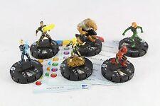 Heroclix DC Teen Titans rápido fuerzas Fairchild Chico Bestia ightning