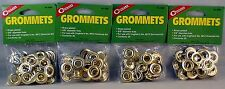 "160 Pc 80 Grommet Sets Nickle-Plated 3/8 "" Hole Use With Coghlans Grommet Kit"