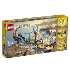 LEGO CREATOR Pirate Roller Coaster Building Kit LEG31084