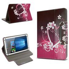 Universal Tablet Tasche 10 - 10.1 Zoll hülle Case Schutz Cover Stand Leder-optik