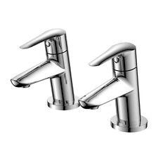 Chrome Bathroom Sinks with Taps