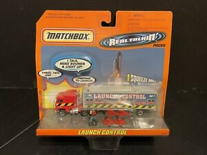Matchbox Real Talkin Launch Control (Works)