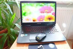 Asus ROG G751 HIGH END Gaming 4GB GTX l 17 Zoll FHD l 32GB RAM l i7 SSD BLURAY