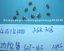 Transistor,40014-0000x10,TR 3SK318 SOT-143(power ampilifer)electronic component
