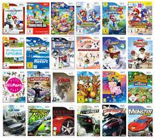 Die besten Nintendo Wii Spiele (OVP + Anleitung) Sports Mario Kart Rennen Party