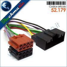 Cavo adattatore ISO autoradio Ford C-Max [2] (dal 2010) no active system