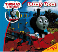 Thomas the Tank Engine Story Book - BUZZY BEES - LARGE Edition -  NEW