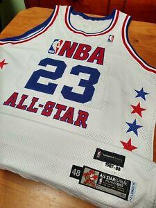 2003 REEBOK All-Star JORDAN Jersey Pro Cut 48 + 2 (XL) Washington Wizards RARE