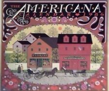 The Americana Calendar 1986 By Charles Wysocki