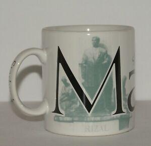 2000 Manila Starbucks Collector Series City Coffee Mug