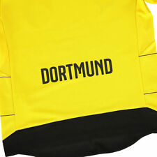 Dortmund Home Shirt 2015-16 Football Soccer Back Of Shirt Sponsor Logo Print