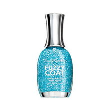 SALLY HANSEN Fuzzy Coat Special Effect Textured Nail Color - Wool (Free Ship)