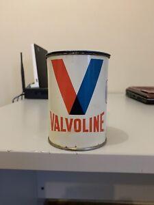 Valvoline Oil Can Golden Fleece Shell Ampol Neptune. Valvoline 1 Pound Grease.