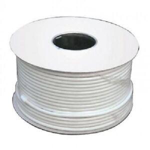 100m  3183Y  3 Core EPR/HOFR Flex 1.5mm White Cable