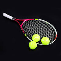 Tennis Racquet Beginners Durable String Head Tool Gift for Kids Training Practic