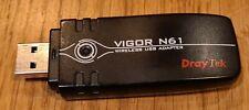 DrayTek Vigor N61 USB WiFi Adapter 802.11n