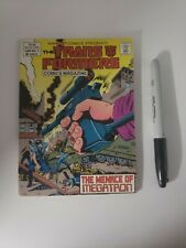 Transformers Comic Magazine Digest #7 vintage marvel 1988 ak2