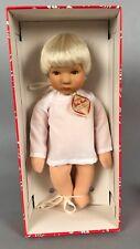 "Kathe Kruse Baby Doll - Hewdwak?? - 10"" Tall - 25BH - NRFB NIB"
