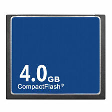 4GB CF CompactFlash Memory Card Standard OEM Useful