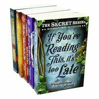 The Secret Series by Pseudonymous Bosch 5 Books Set Collection